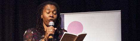 Three poems  by Sheree Mack