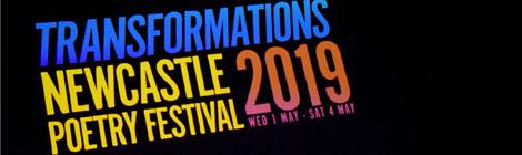 Newcastle Poetry Festival 2019