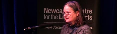 A reading by: Jo Shapcott