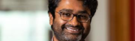 Vidyan Ravinthiran: John Keats and Social Distancing